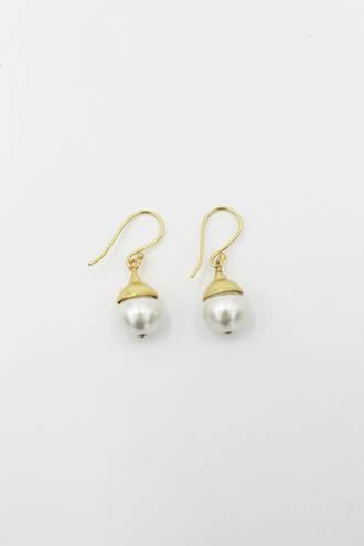 Maiden Pearl Earring