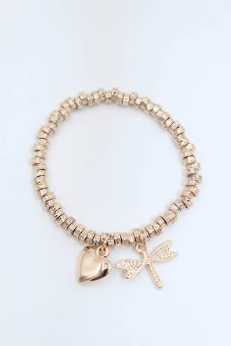 Dragonfly Love Bracelet