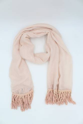 Candy Floss Scarf
