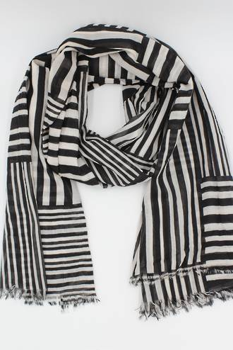 Blurred Lines Scarf