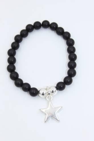 Starstruck Black Bracelet