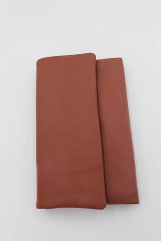 Stockholm Leather Wallet Blush