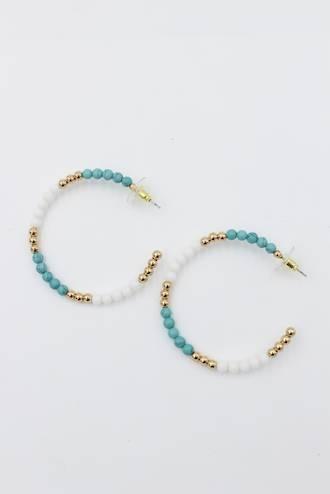 Seascape Earrings