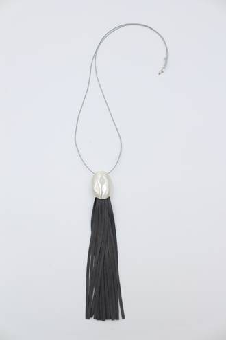 Wildside Tassel Necklace