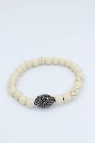 Oyster Plush Bracelet