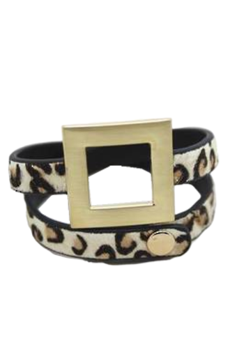 Jungle Cube Wristband