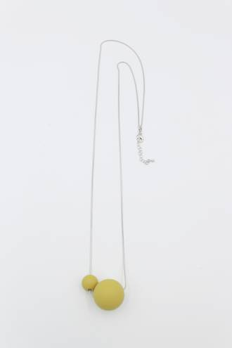 Eros Mustard Pendant