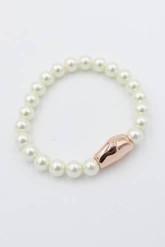 Cleo Pearl Bracelet