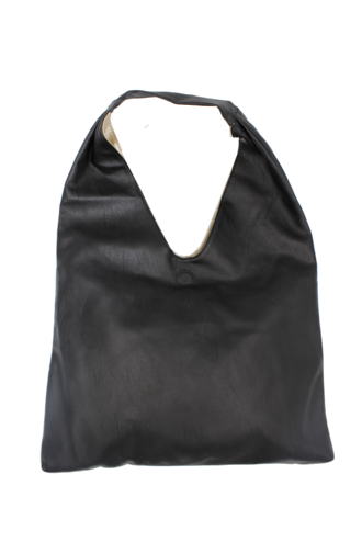 Sling Reversable Black & Gold  Bag