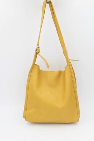 Cassidy Mustard Handbag
