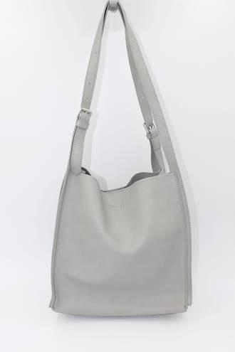 Cassidy Grey Handbag