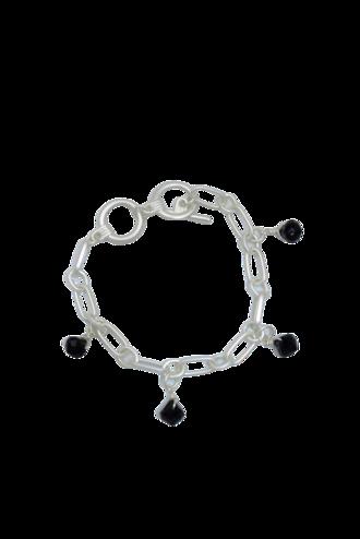 Arcadia Silver Link Bracelet