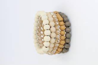 Earthy Bracelet Set