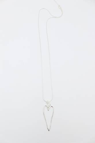 Echo Heart Necklace