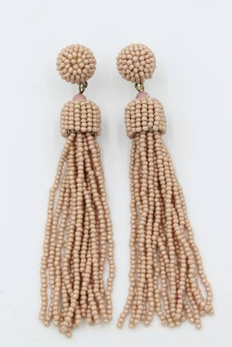 Pink Illusion Earrings