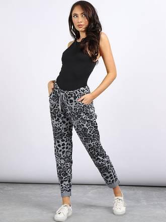 Kruger Light Grey Trousers