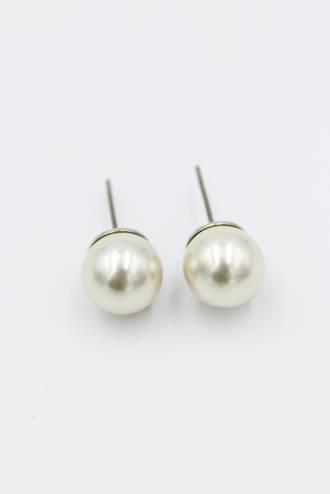 Lady Pearl Stud Earrings