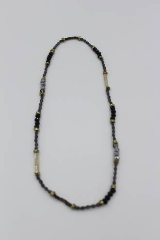 Indian Summer Necklace Black