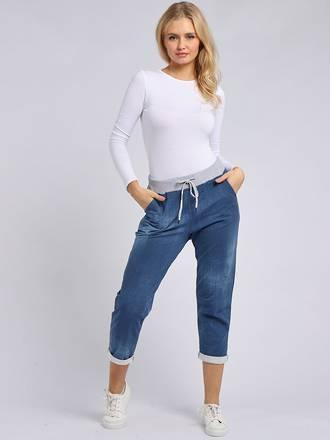 Denver Denim Trousers (Size 12-14)