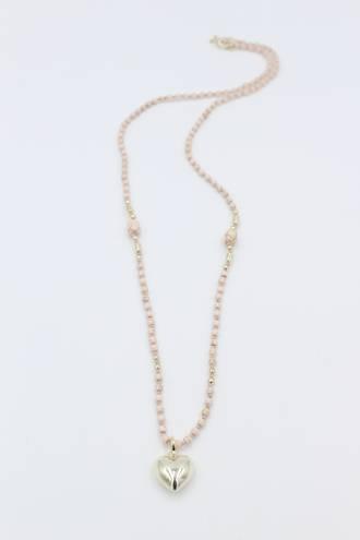 Ava Heart Necklace