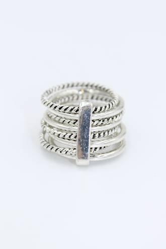 Sofia Stack Ring