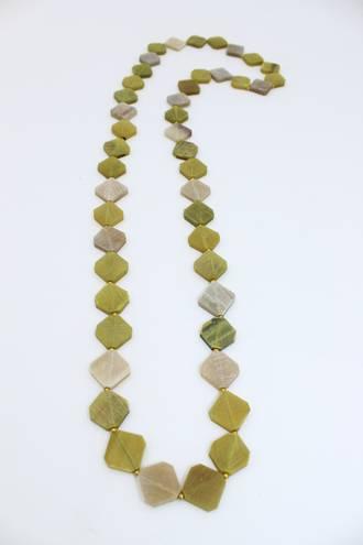 Wasabi Necklace