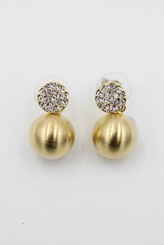Hollywood Gold Earrings