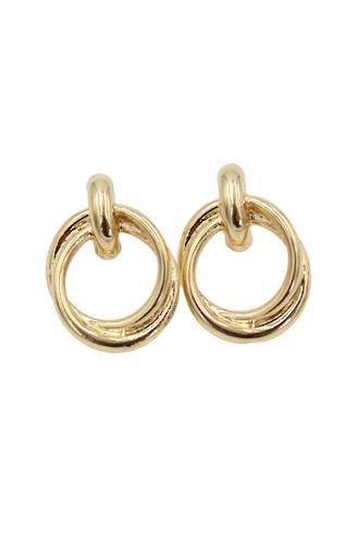 Meg Gold Earrings