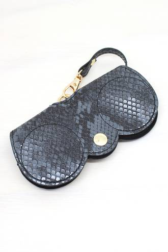 Sun Glasses Holder Black