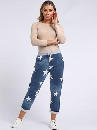 Denver Star Trousers (Size 12-14)