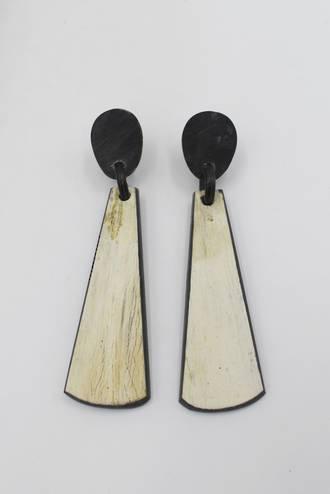 Vanilla Hoop Earrings