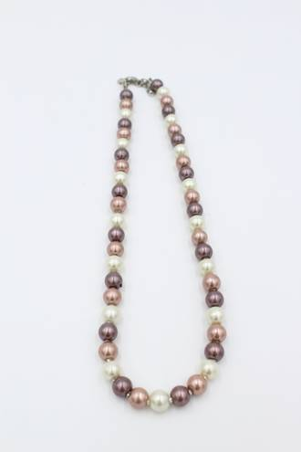 Moonbeam Pearl Necklace