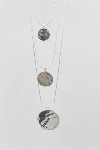Planet Trio Necklace