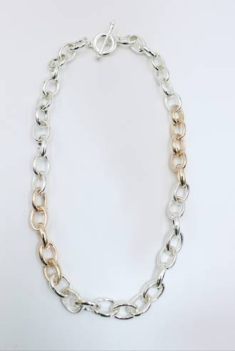 Ombre Chain Necklace