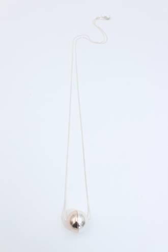 Splice Ball Necklace