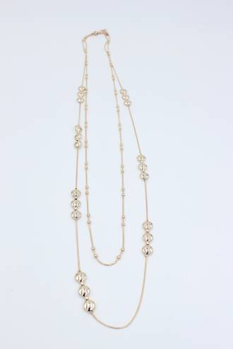 Embrace Two Strand Necklace
