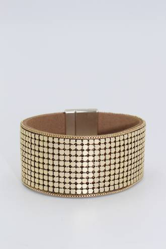 Manhattan Gold Cuff