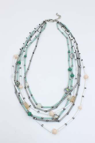Bermuda Mint Necklace