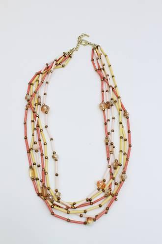 Bermuda Mango Necklace