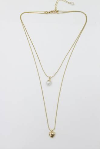Love Story Necklace
