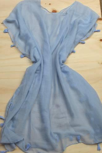 Malibu Blue Kaftan