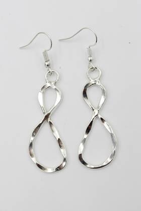 Willow Earrings Silver