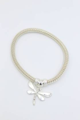 Lone Dragonfly Bracelet