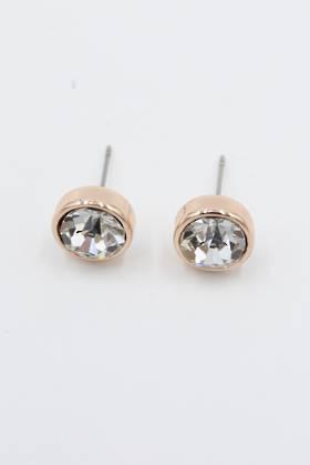 Carson Rose Gold Stud Earring