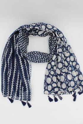 Blue Mood Scarf