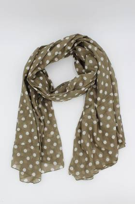 Taupe Treasure Scarf