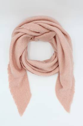 Cosy Strawberry Scarf