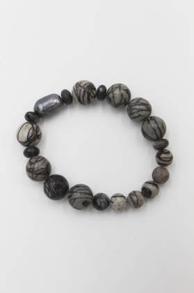 Marble Grey Bracelet