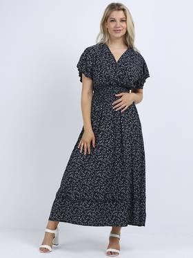 Daisy Maxi Dress Black
