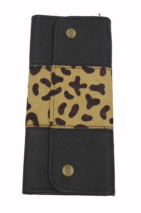 Go Animal Leather Wallet